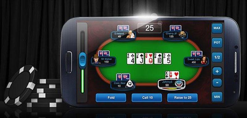 Poker Online Melalui Smartphone